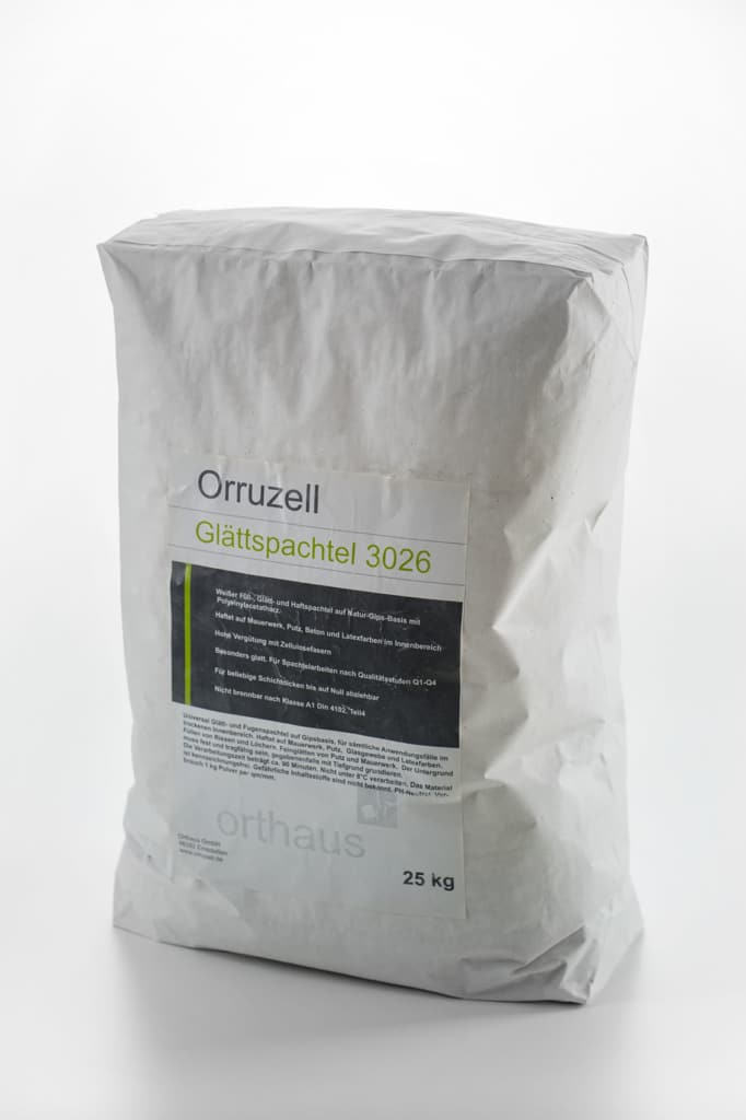 Orruzell 3026 Glaettspachtel